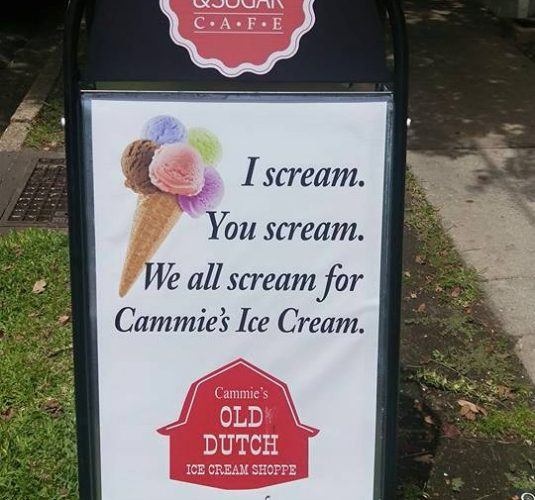 Cammie's Old Dutch Ice Cream Shoppe in Mobile, AL